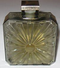 """Vintage Guerlain Vol De Nuit Baccarat Style Perfume Bottle & Stopper - 4"""" Ht"""
