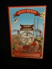 Les enfants de capitaine Grant Jules Verne Edition Cremille Genève 1988