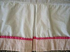Pottery Barn Kids Crib Skirt