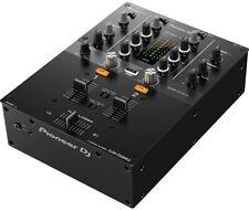 Pioneer DJ DJM-250MK2 Rekordbox DVS-Ready 2-Channel Mixer, Built-in Sound Card