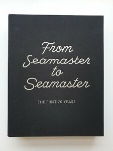 Omega 'From Seamaster to Seamaster' Book