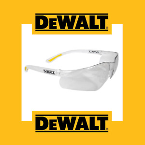 Dewalt DPG52-1D Contractor Pro ToughCoat™ Safety Glasses Clear Lenses
