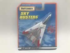 Matchbox Sky Busters Plane F14 Tomcat FREE SHIPPING