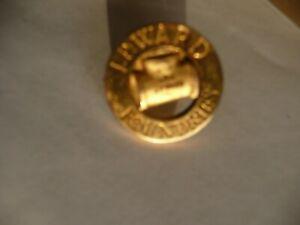"""J. P. WARD FOUNDRIES PIN early 7/8"""" Blossburg Pa"""