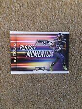 ++ DOUG BALDWIN 2017 PANINI PLAYOFF MOMENTUM NFL CARD #13 - SEATTLE SEAHAWKS ++