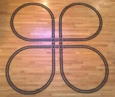 G Gauge-CROSS CLOVER Deluxe Layout Pack-New Bright Bachmann Lionel Train Set lot