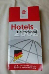 Hotels Deutschland 2002, IHA Hotelverband Deutschland