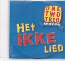 One Two Trio-Het Ikke Lied promo cd single