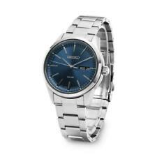 Seiko SNE525 Solar 40MM Men's Stainless Steel Watch