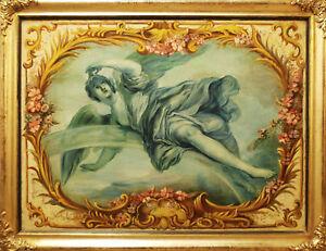 ANGELO -  Dipinto Originale Olio su Tela cm 60x80