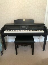 More details for yamaha clavinova cvp505 digital piano with microphone vocal harmony built in.