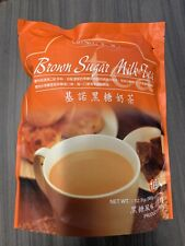 Gino Brown Sugar Milk Tea 18 Sachets - Product of Taiwan