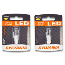 Sylvania ZEVO Front Side Marker Light Bulb for Pontiac Laurentian Grand Prix ur