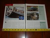 1965 1966 MERCEDES BENZ 230 ORIGINAL 2007 ARTICLE