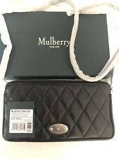 Mulberry Quilted Clutch Bag Wallet On Chain BNWT RP£475 Comes With Gift Box