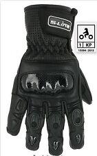 Gants hiver moto de route homologué 500 Noir Taille M