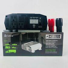 Cobra CPI 1590 Professional 1500w Power Inverter