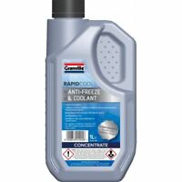 NEW GRANVILLE RAPID COOL BLUE ANTI FREEZE CONCENTRATE 1L 1025B BEST QUALITY