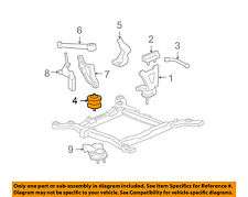 GM OEM-Engine Motor Mount Torque Strut 20760907