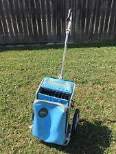 Rare Vintage Ajay Riviera Pull Cart Golf Bag Parts or Repair