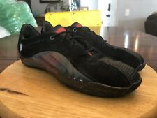 Authentic Puma Ferrari GT Racing Shoes Black Red Silver Size 9