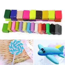 32x Fimo Argilla Morbido Diversi Colori Hobby Creative Idea Regalo Bambini ae3d