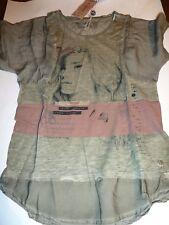 Chemise, Délavé Army M62409 de Garcia Gr.140