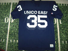 VTG 1970's Champion Game Worn Pennsylvania High School All-Star Football Jersey