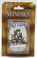 Munchkin SJG4215 Kittens [30 Cards] (Expansion Pack) Cats Steve Jackson Games