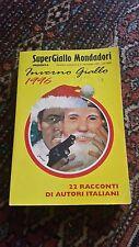 INVERNO GIALLO 1996 - 22 RACCONTI DI AUTORI ITALIANI - MONDADORI