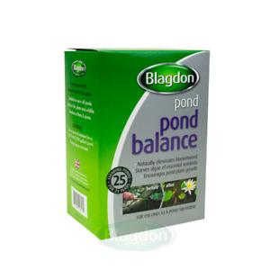 Blagdon Pond Balance Blanketweed and Algae Remover Killer Garden Pond Treatment