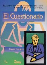 El cuestionario/ The Questionnaire: Recomendaciones metodologicas para el diseno