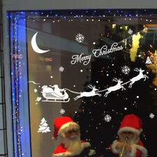 Weihnachten Wandtattoo Merry Christmas Schnee Winter Wandsticker Aufkleber