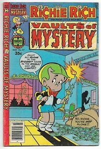 Richie Rich Vaults of Mystery #27 (Harvey, 1979) – Little Dot – VG/FN