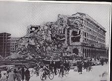 Ramponiert Berlin nach dem Krieg WWII Dispatch Photo News Service