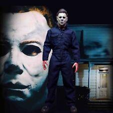 "1/6 Michael Myers Backdrop 15""x15""- For 1/6 Myers Halloween Treat Figures"