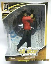 Tiger Woods, 10 inch All Star Vinyl Figurine, Upper Deck
