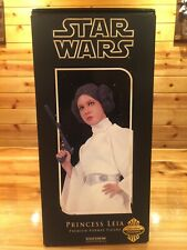 Sideshow EXCLUSIVE Princess Leia Star Wars Premium Format Figure #10/1000 NEW!