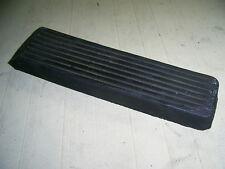 Mercedes Benz 500 SEL W126 (6) Pedalgummi 1233010082 Gaspedal pedal