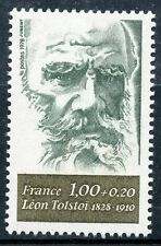 STAMP / TIMBRE FRANCE NEUF N° 1989 ** LEON TOLSTOI