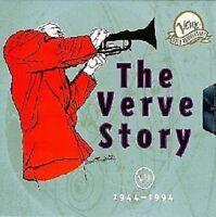 The Verve Story: 1944-1994 Box set Verve Story  Format: Audio CD
