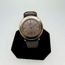 14k Vintage 17j Omega 302 Swiss Mechanical Wrist Watch- #148530