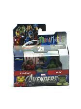 Marvel Minimates Iron Man & Hulk Avengers TRU Movie Series Toys R Us New In Box