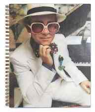 for the ELTON JOHN Album Cover Notebook vintage GAY INTEREST  WOW/ one of a kind