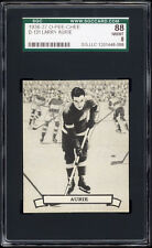 1936-37 V304 O-Pee-Chee Series D #131 Larry Aurie (Detroit Red Wings) SGC 88