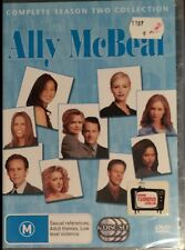 Ally McBeal : Season 2 (DVD, 2006, 6-Disc Set)  BRAND NEW & SEALED