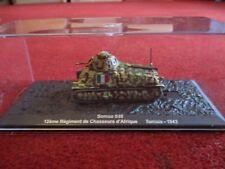 Deagostini 1:72 Somua S35 12eme Regiment de Chasseurs d'Afrique 1943 diecast