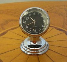 Vtg Style Circa Auto Truck Car Magnetic Clock  Hot Rat Rod 30s 40s 50s 60's 70s