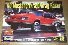 Revell Monogram 4195 1990 Mustang LX 5.0 Drag Racer model kit 1/25 IN STOCK!!