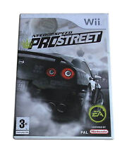 Game : Need for Speed: ProStreet (Nintendo Wii, 2007)